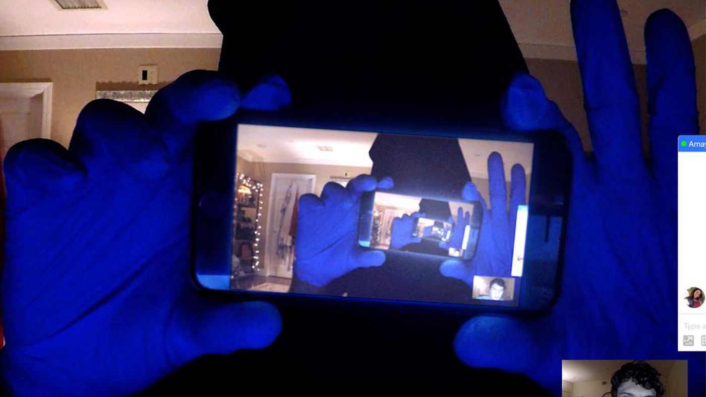 Unfriended: Dark Web is a clever, dour sequel that punishes