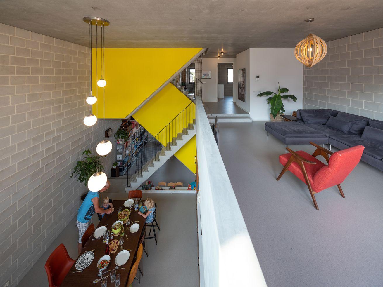 Multigenerational home designed like a ?mini apartment building?