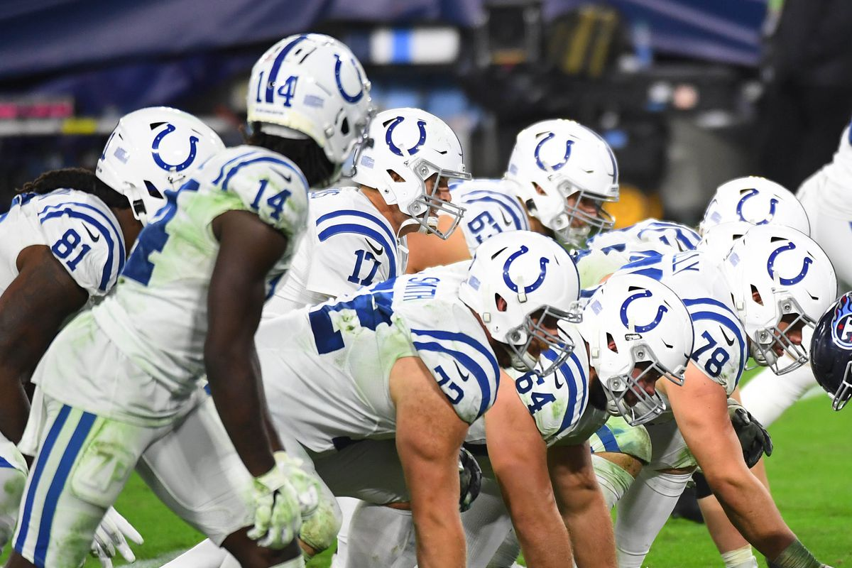 Do the Indianapolis Colts have the best offensive line in the NFL? -  Stampede Blue
