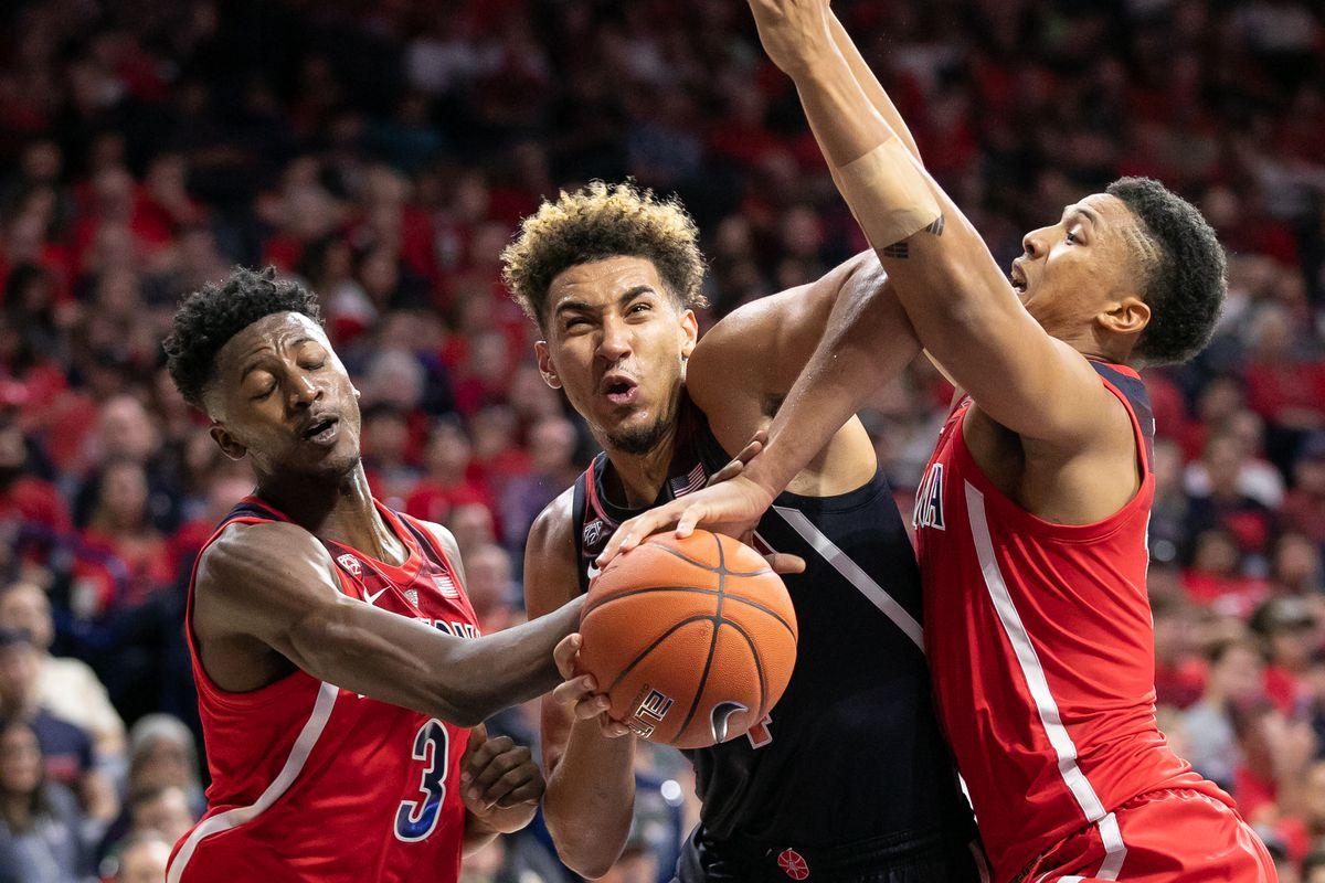 Arizona basketball: Frontcourt shines in Red-Blue Game - Arizona ...