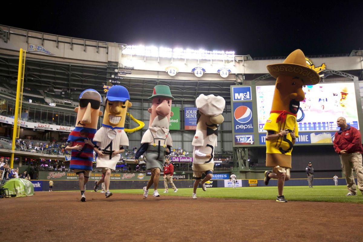 Sausage Fest Capers