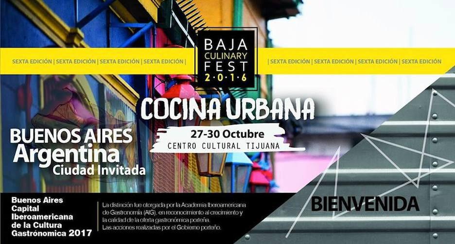 Baja Culinary Fest 2016
