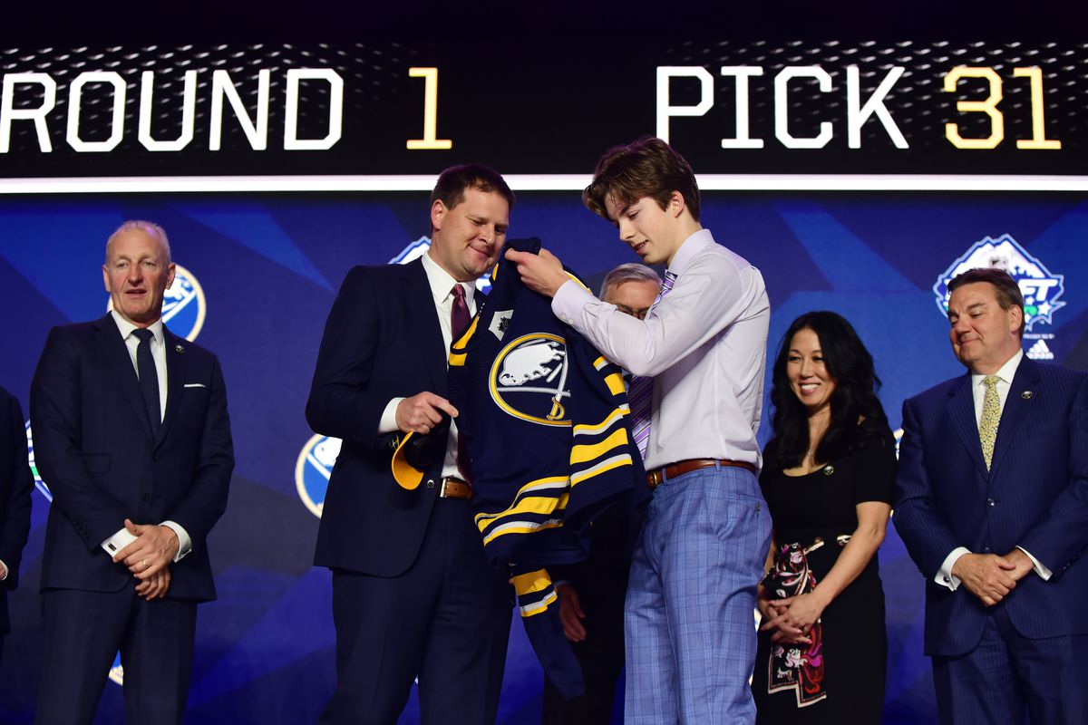 2019 NHL Draft: Early Reactions to Buffalo Sabres Draft Picks - Die