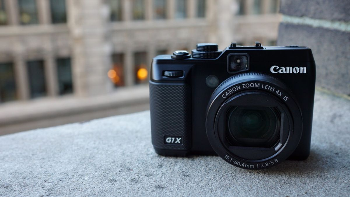 Canon PowerShot G1 X review - The Verge