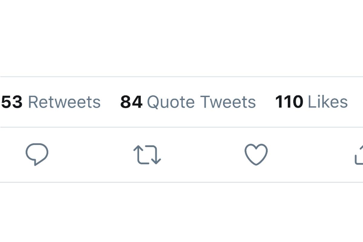 Twitter tweets verb