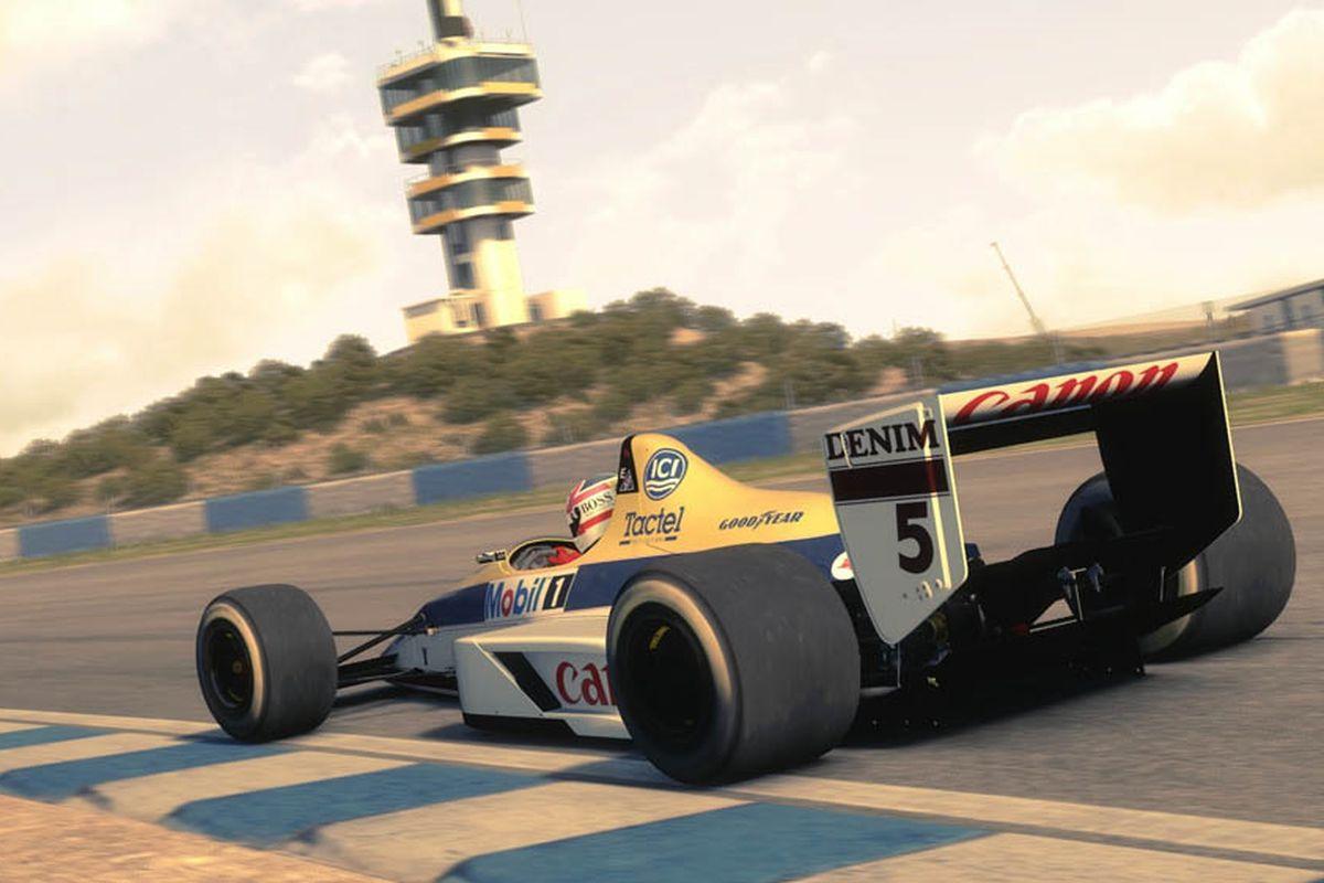 Formula One cracks down on racing game mods - Polygon