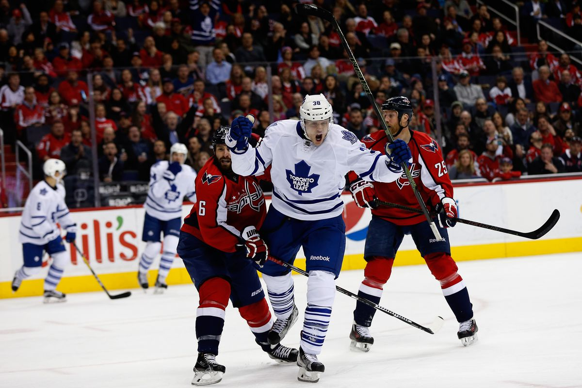 Playoff Game 1 Preview Toronto Maple Leafs At Washington Capitals
