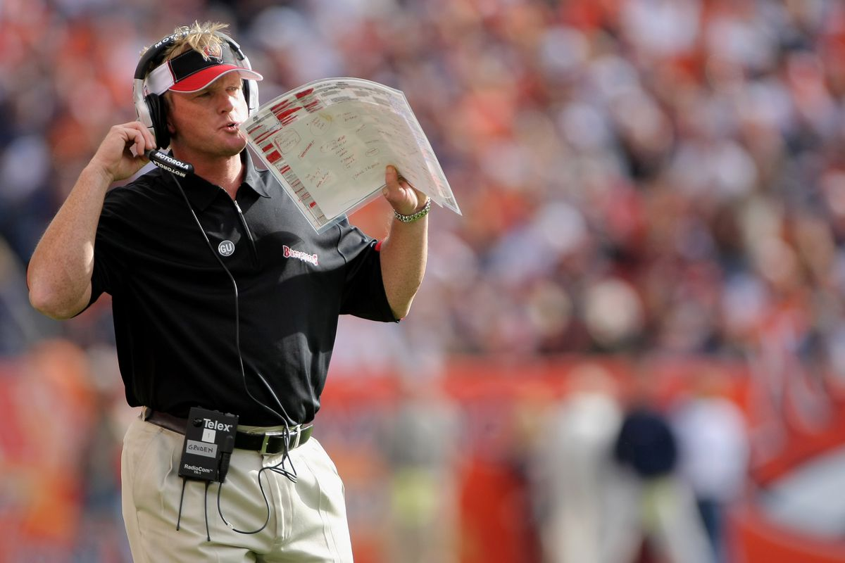 Tennessee Coaching Rumors Roundup: Jon Gruden To Tennessee Full Steam Ahead