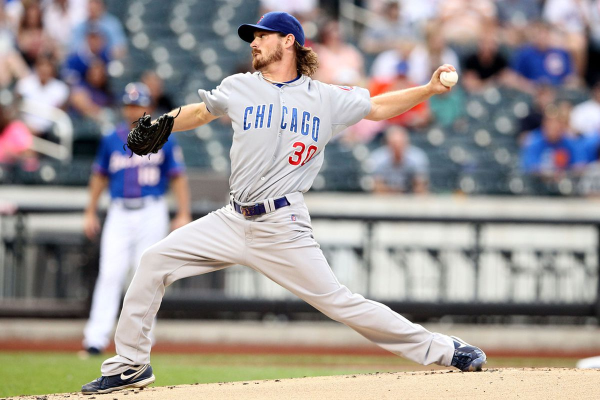 Do the Mets struggle against left-handed starters like the Cubs' Travis Wood?