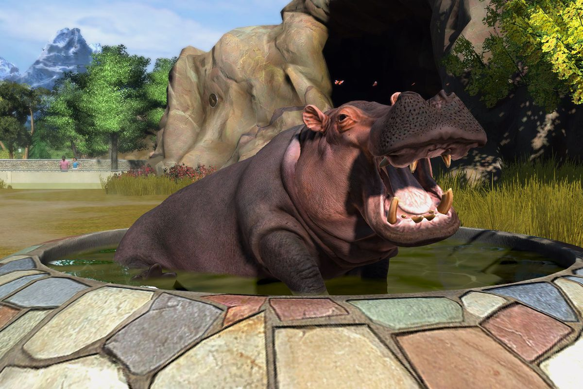 Zoo Tycoon demo now available on Xbox 360 - Polygon