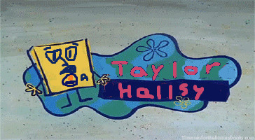 taylor title card hall