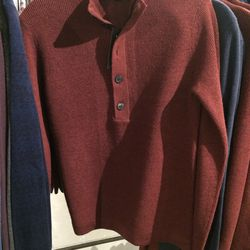 Sweater, size S, $99 (was $285)