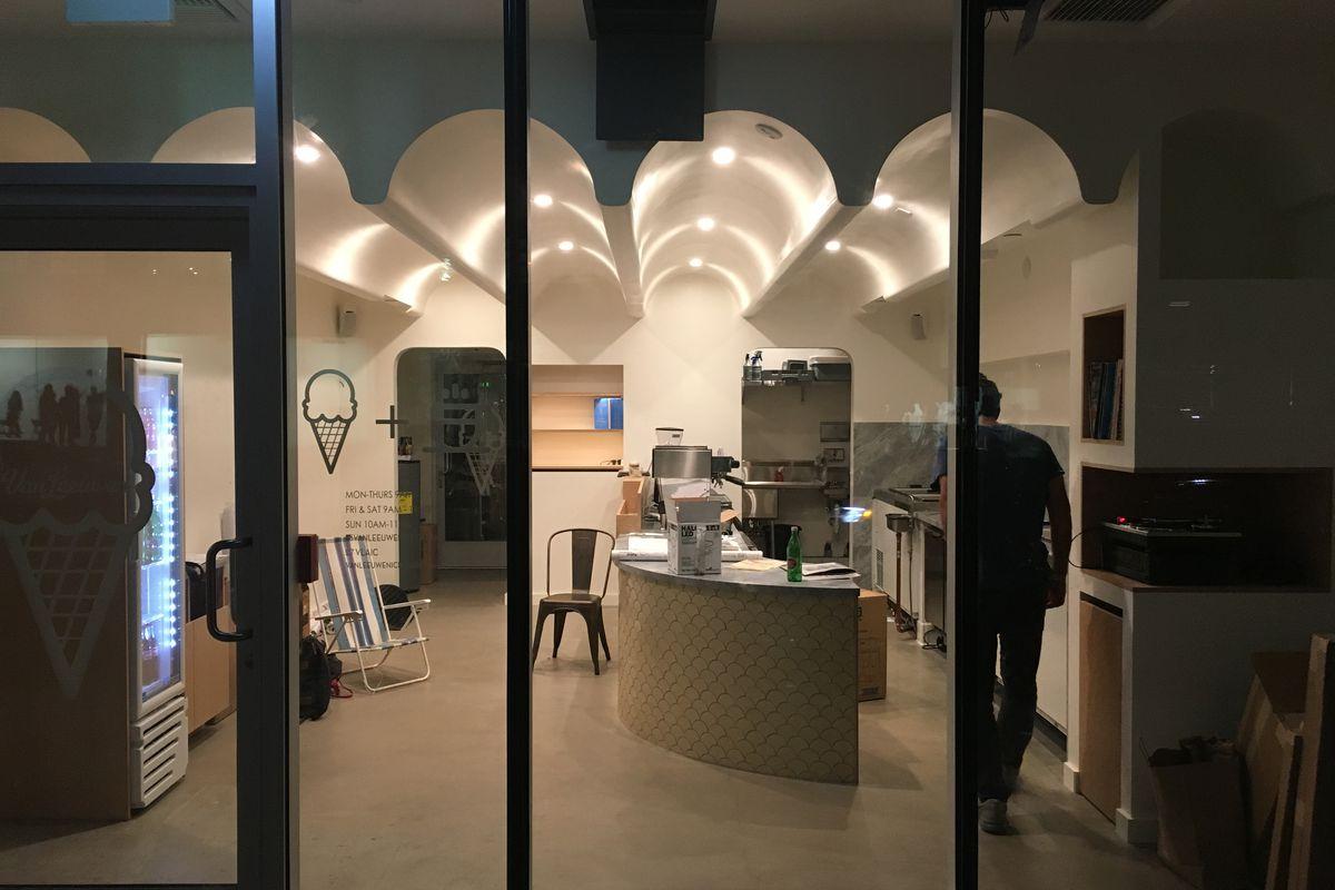 Van Leeuwen Ice Cream, Arts District