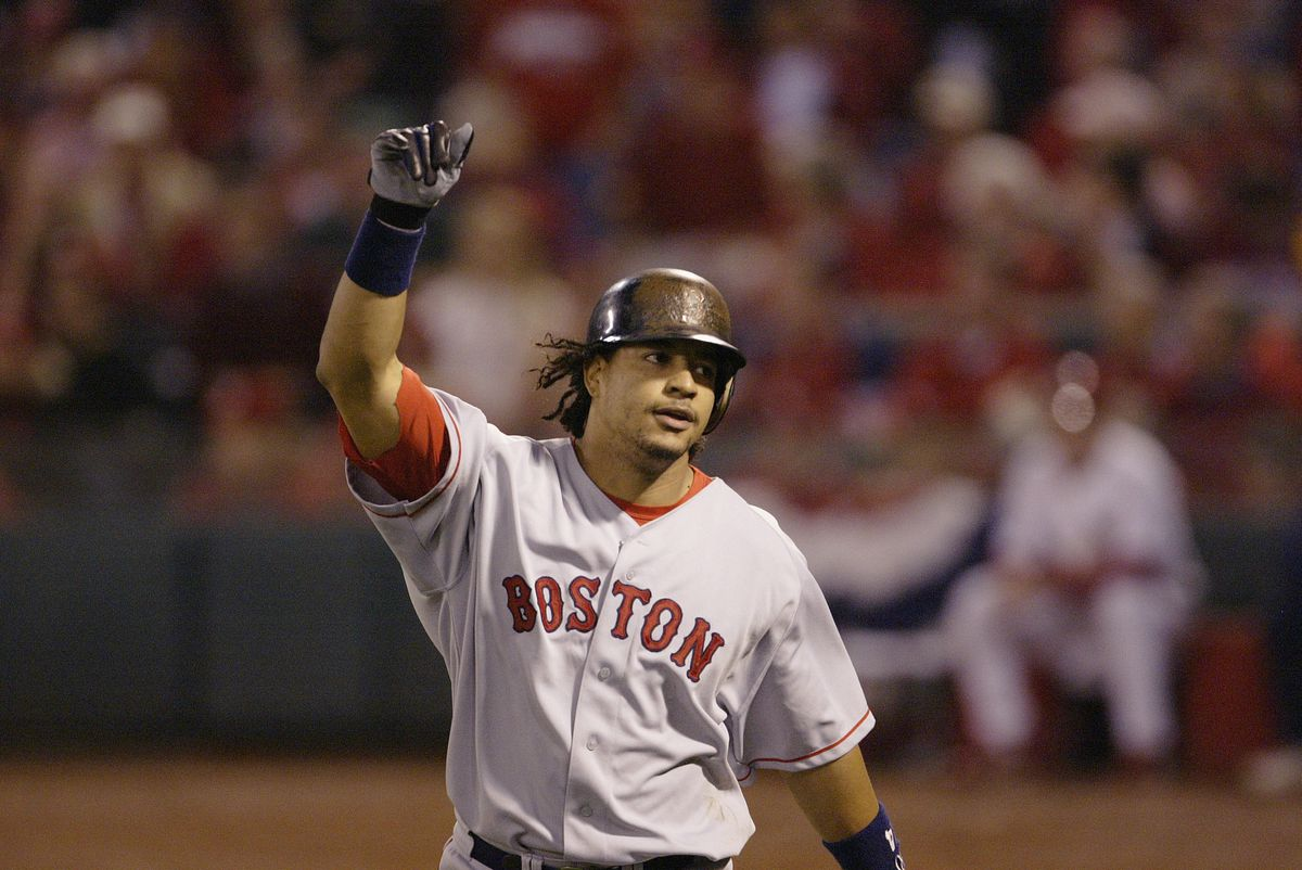 World Series - Game 3: Red Sox v Cardinals