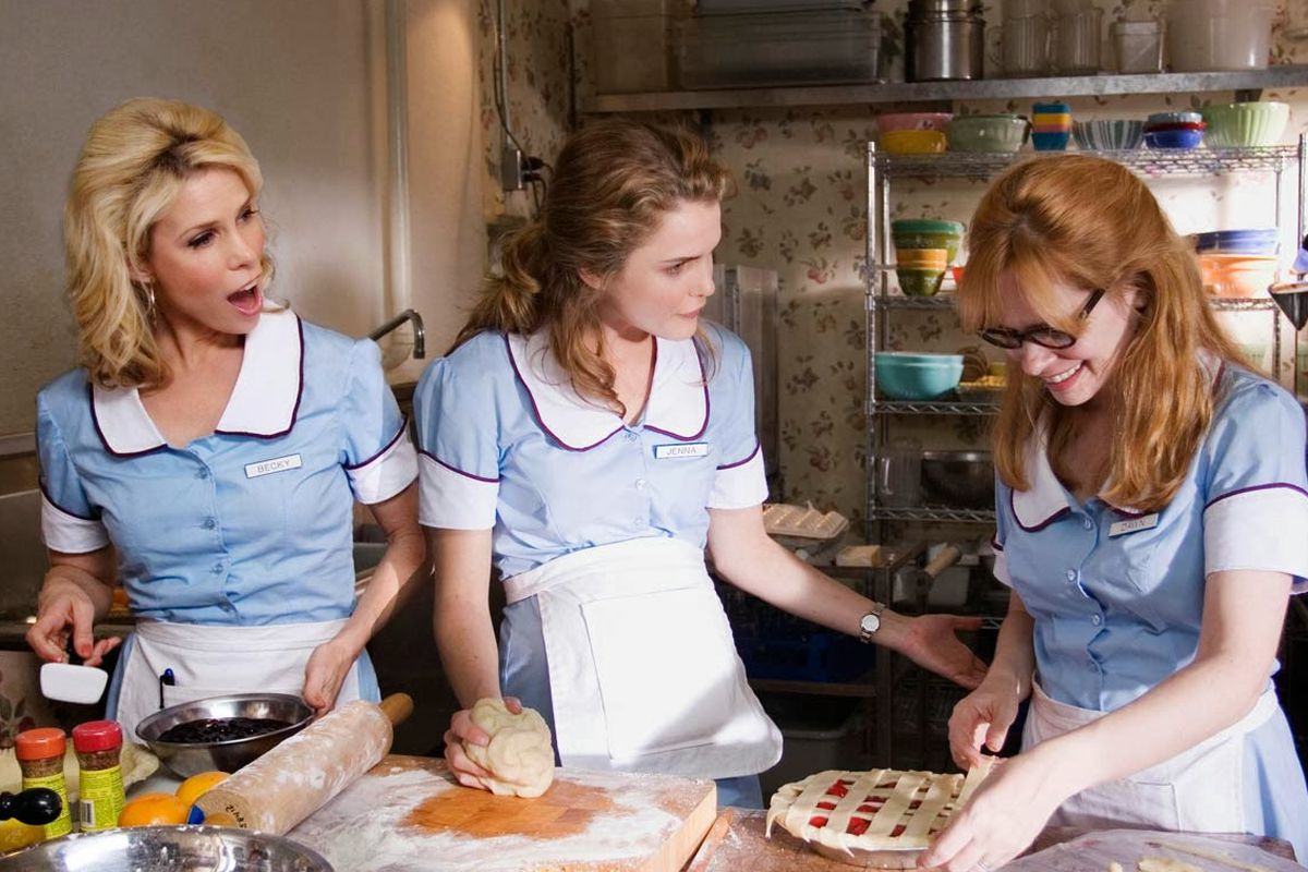 How Diner Waitress Uniforms Have Evolved From Scandalous Bloomers to ...