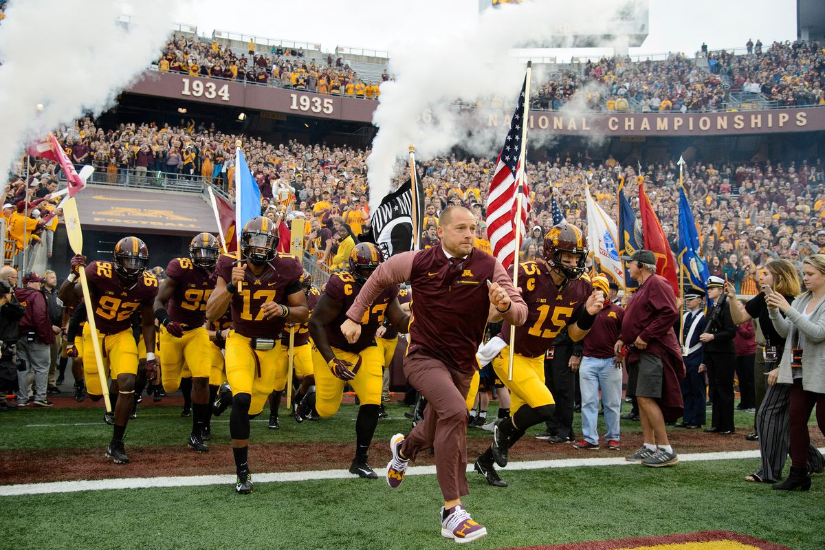 Gopher Football spring game set for April 14 - The Daily ...