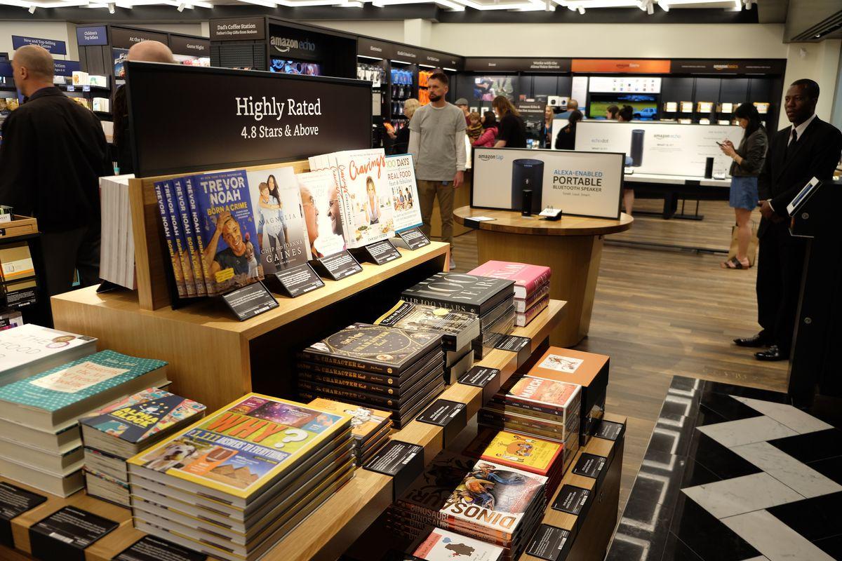 Amazon Books NYC