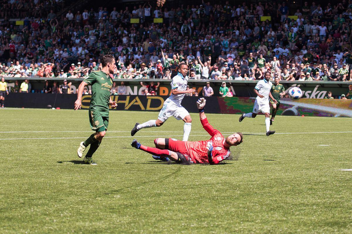 Sebastian Blanco chips Frei for winning goal (2/2)
