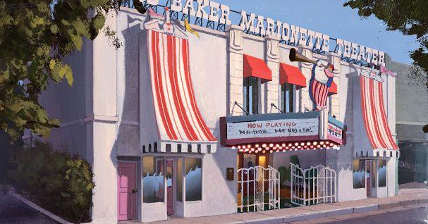 bob baker marionette theater leaving its longtime home. Black Bedroom Furniture Sets. Home Design Ideas