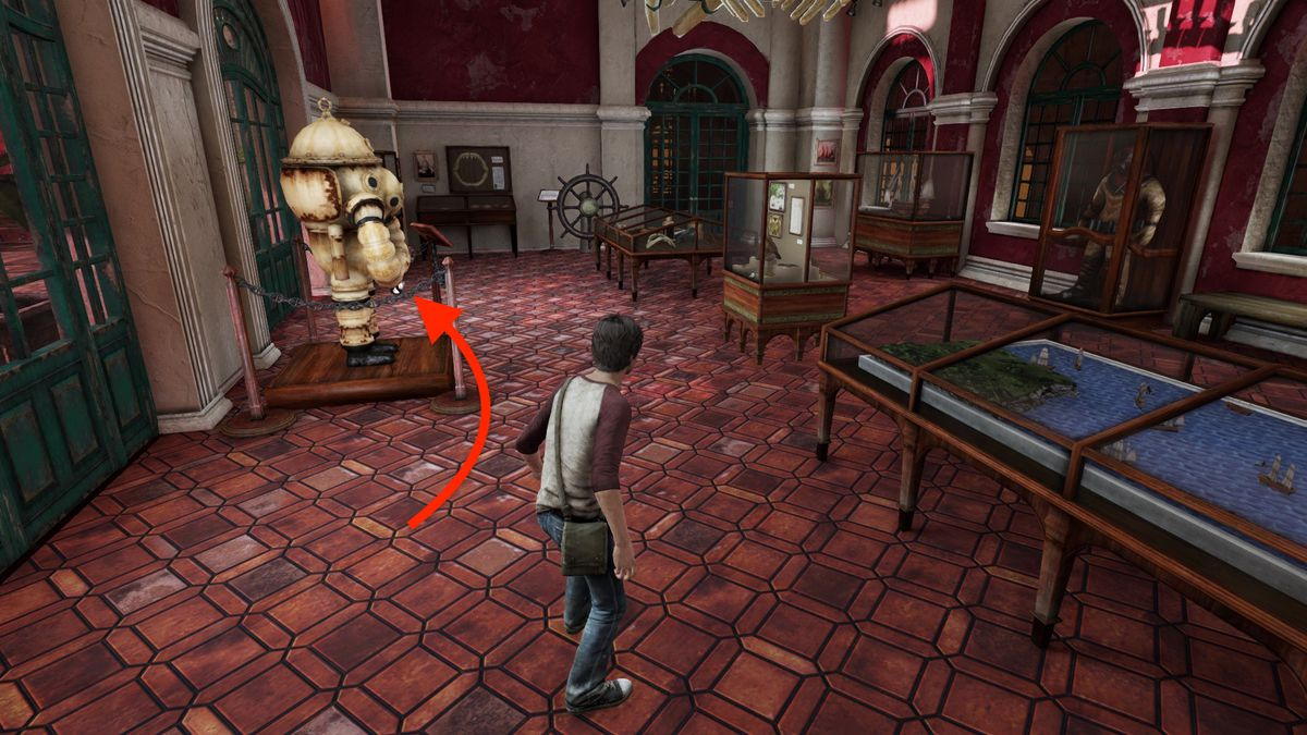 Uncharted 3 Treasure Guide Polygon