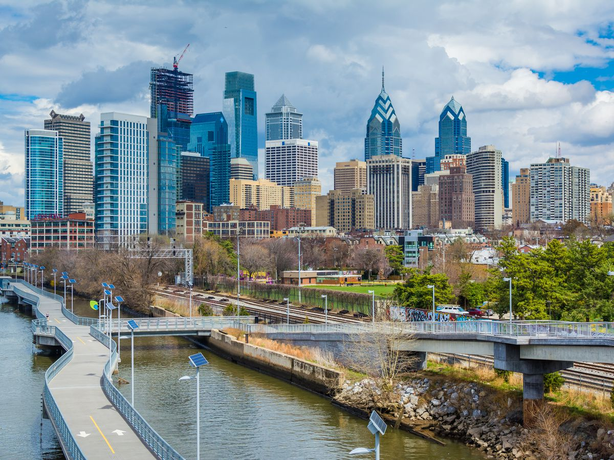 Philly S 13 Tallest Buildings By 2020 Mapped Curbed Philly