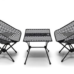 Supreme x Helinox® Portable Chair One and Ultralight Table; Spring/Summer 2016