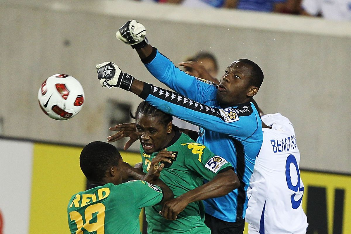 El Salvador v Jamaica, Copa America and Gold Cup: how to watch