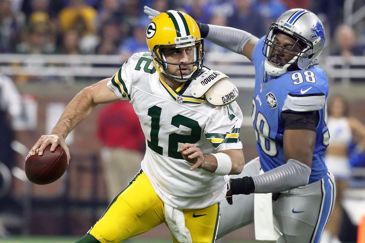 Aaron Rodgers (GettyImages)