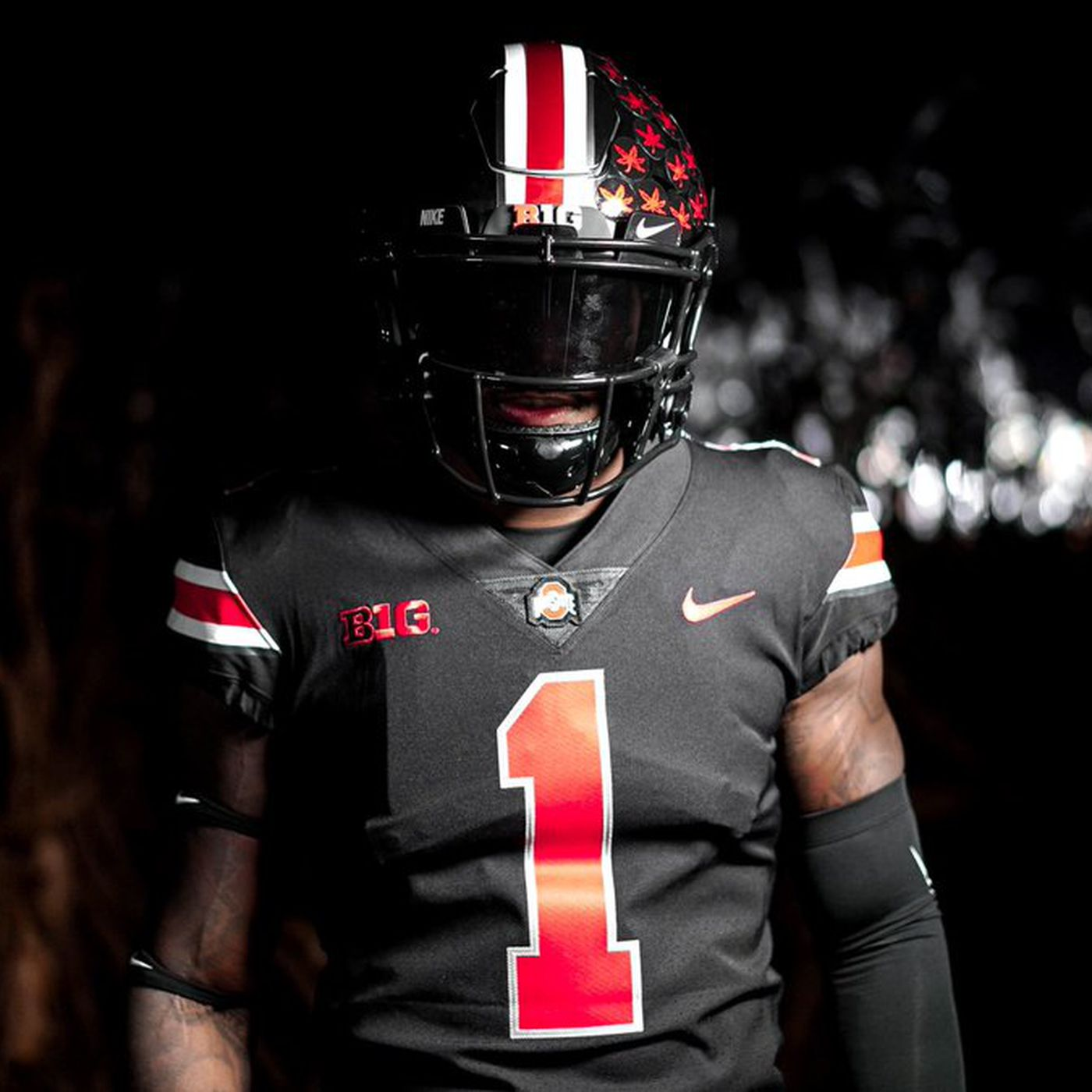 Ohio State Will Wear Black Uniforms For Noon Game Against Nebraska