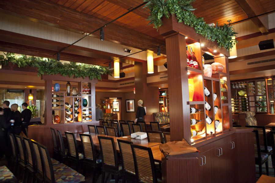 Seasons 52 in Century City Looks Like ... All the Rest ...