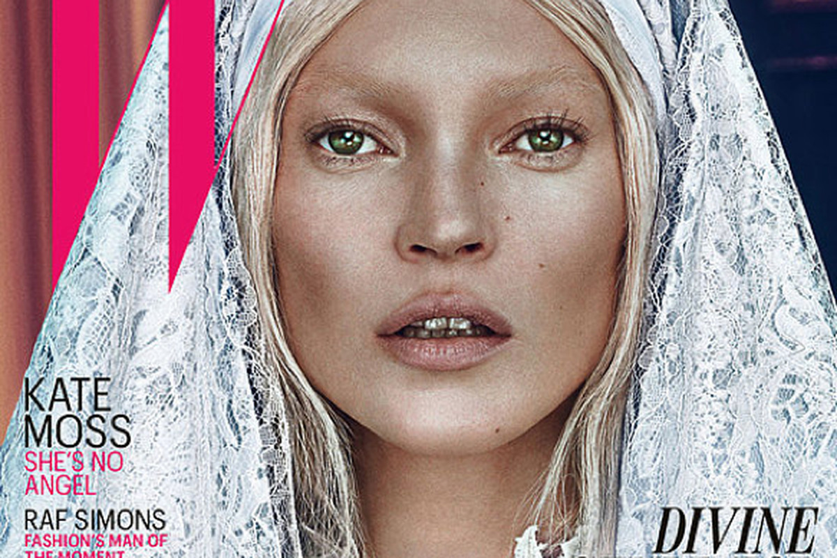 """W Mag's """"Good Kate, Bad Kate"""" covers nominated for photography"""