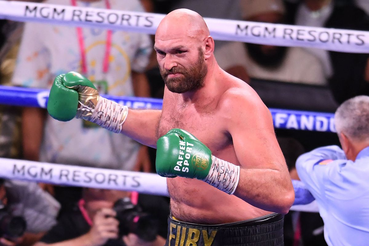 Tyson Fury remains the top heavyweight in boxing today