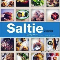 "<em>Saltie: A Cookbook</em> by Caroline Fidanza, Anna Dunn, Rebecca Collerton, and Elizabeth Schula. Chronicle Books: <a href=""http://www.amazon.com/Saltie-Cookbook-Caroline-Fidanza/dp/145210302X/ref=sr_1_263?s=books&ie=UTF8&qid=1344346831&sr=1-263"">Octob"