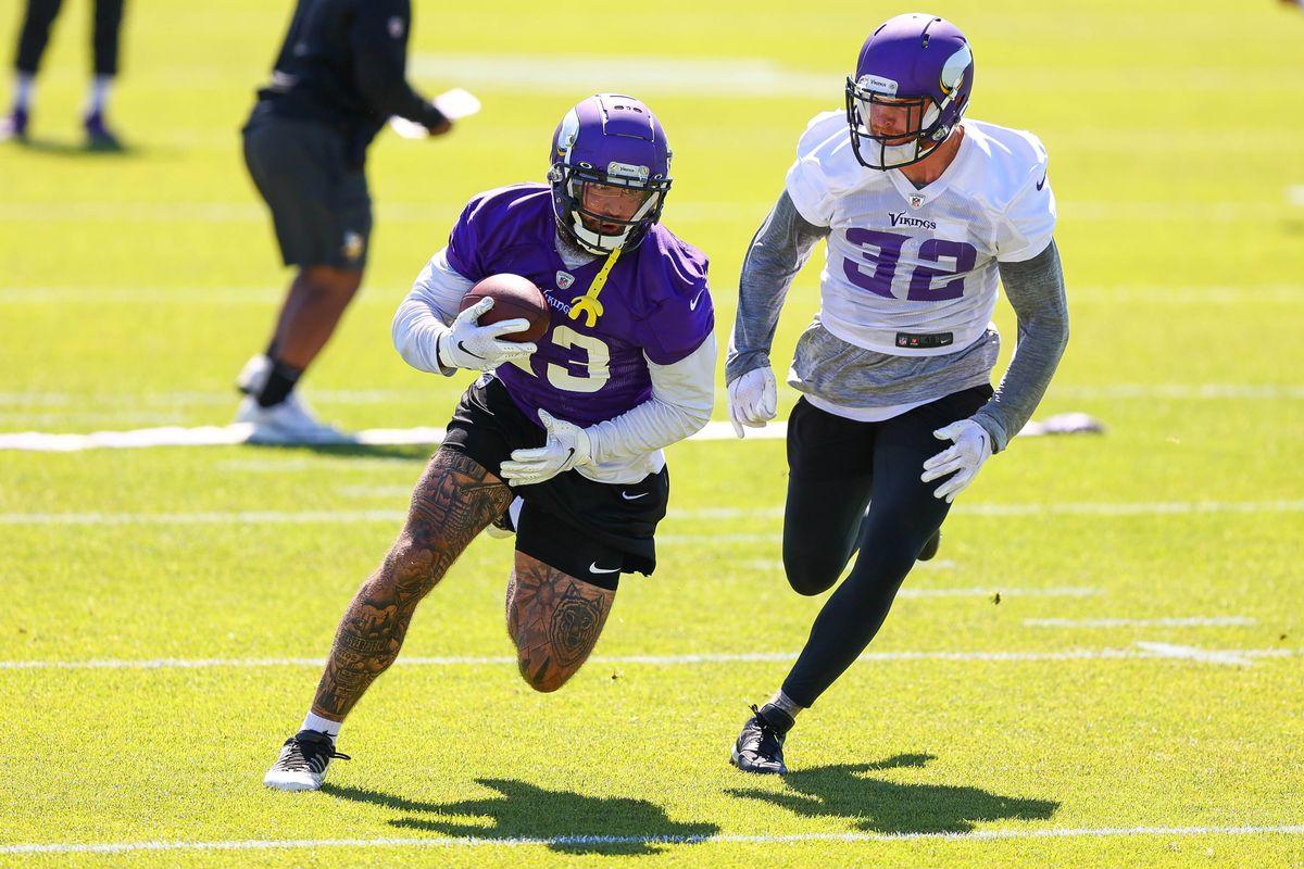 NFL: Minnesota Vikings Minicamp
