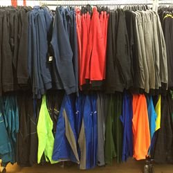 Men's sweaters and jackets, $35