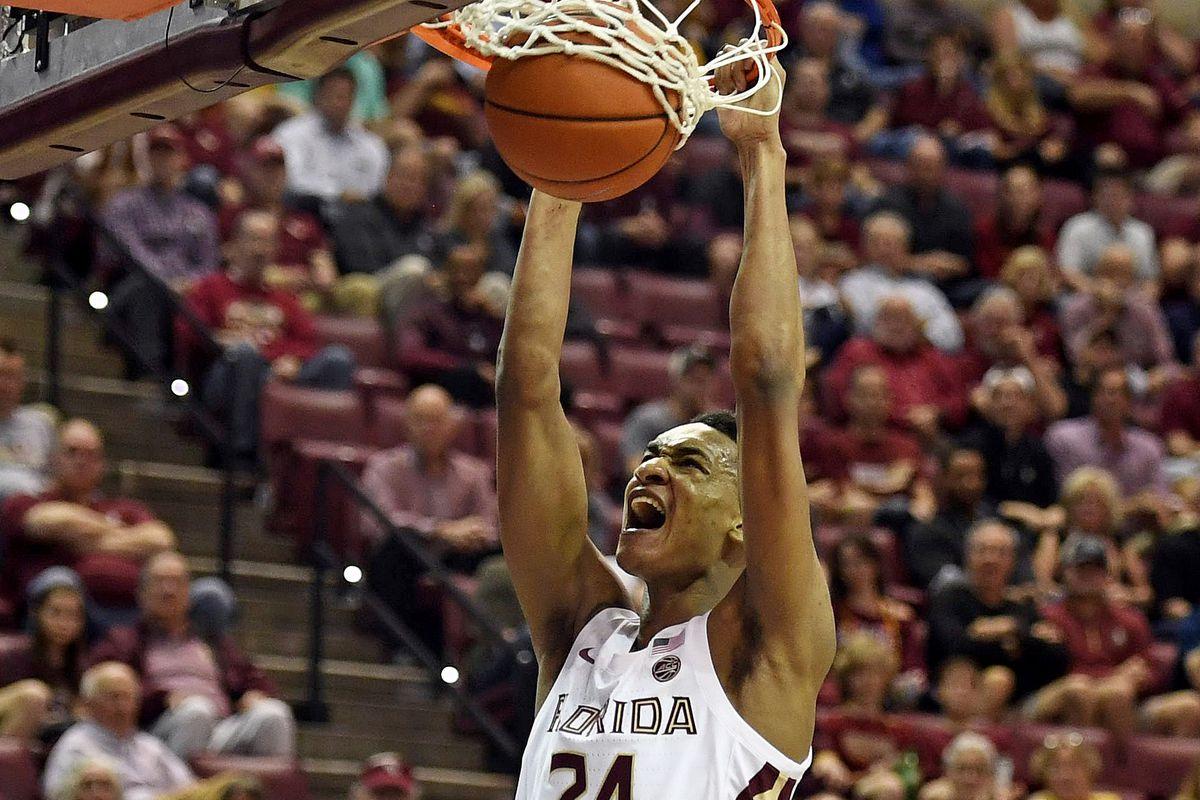 NCAA Basketball: Virginia at Florida State