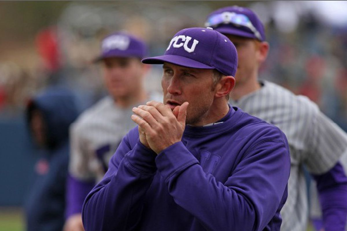 Coach Chuck Jeroloman is likely to face criticism over his handling of the hitters thus far in the season.