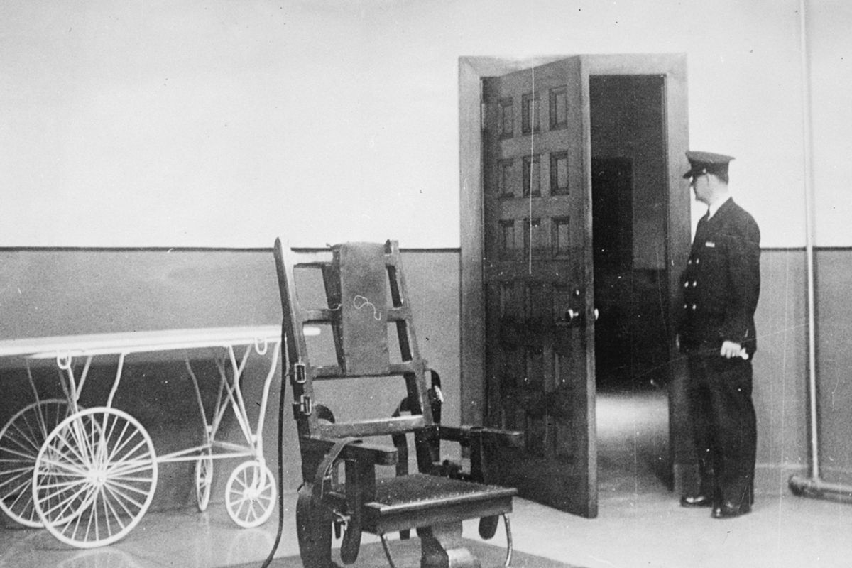 First electric chair victim -  Used To Administer Lethal Injections In The United States Dry Up State Governments Are Turning To Other Methods To Execute Their Death Row Inmates