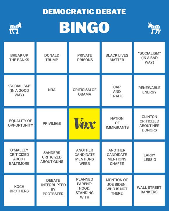 Vox Bingo