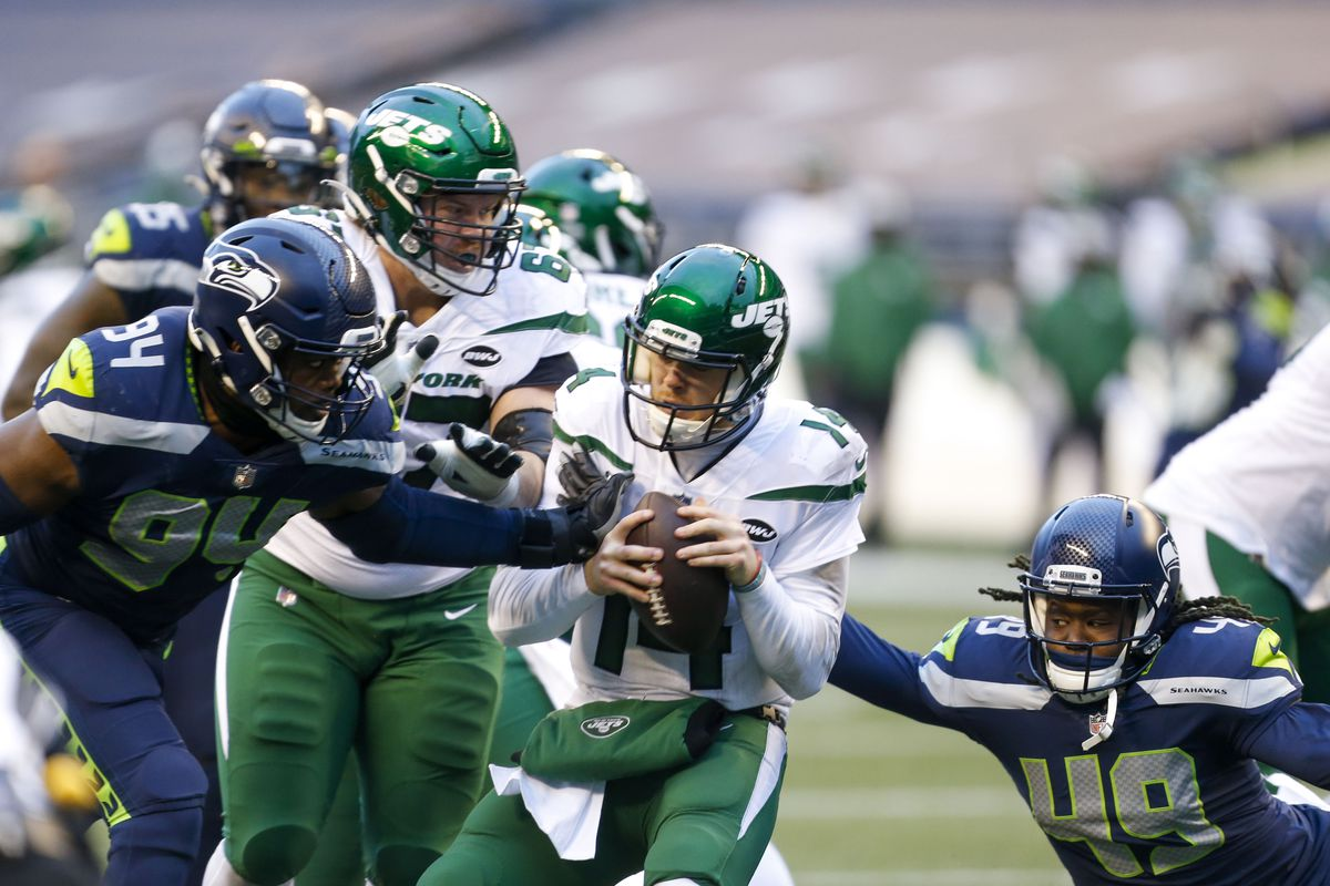 NFL: New York Jets at Seattle Seahawks