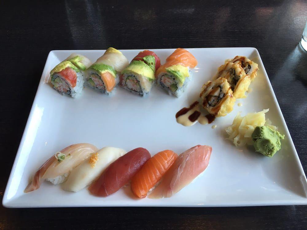 Sushi from Tadashi