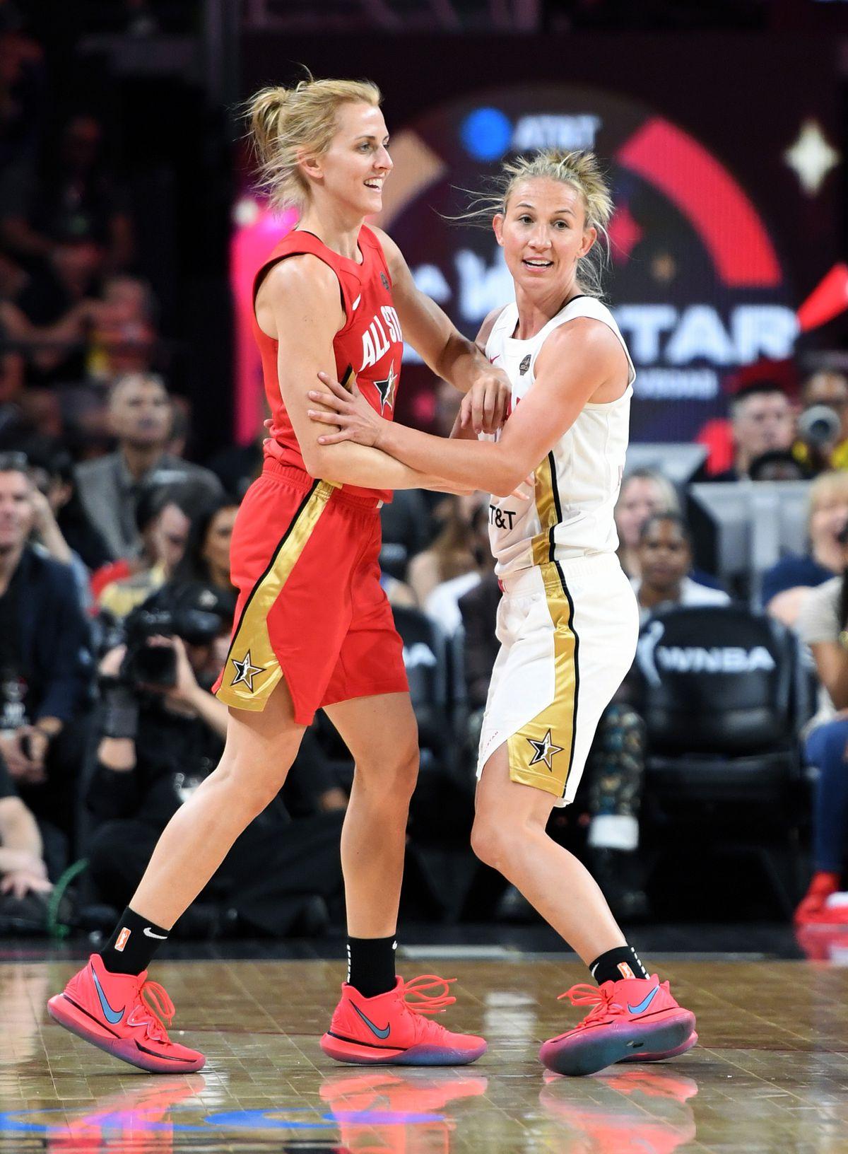 WNBA All-Star Game 2019