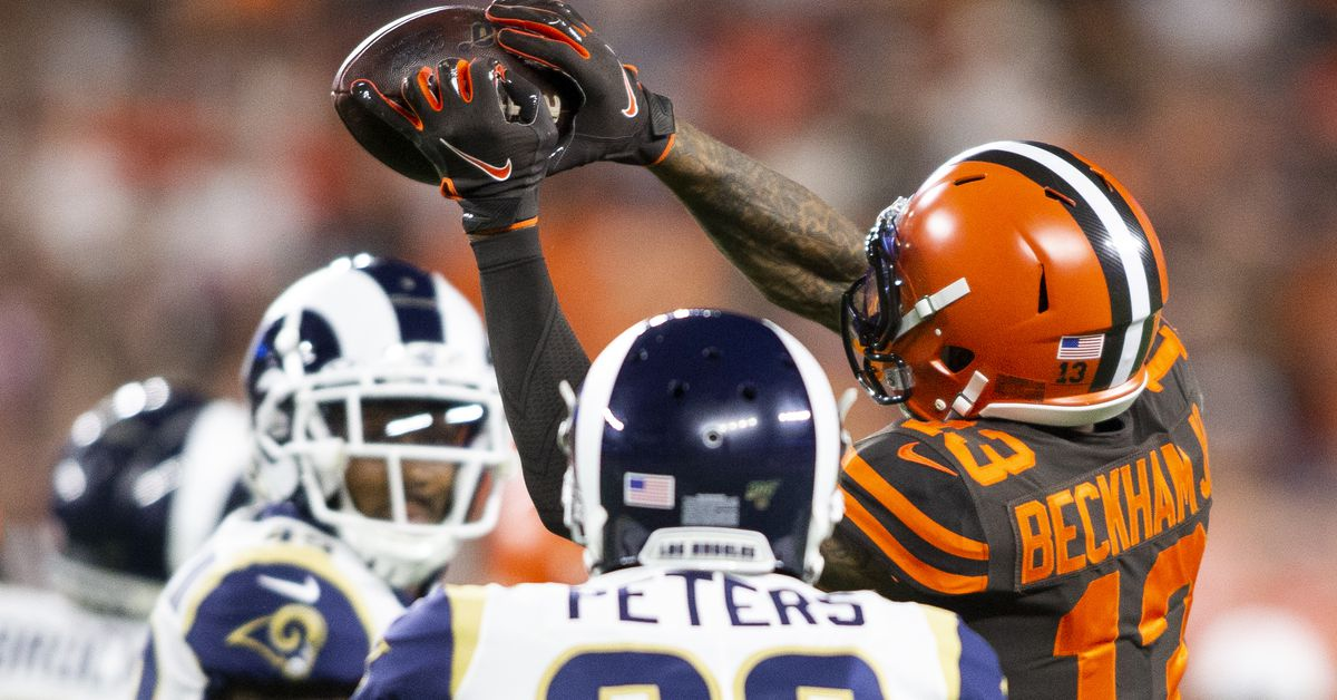 Los Angeles Rams vs. Cleveland Browns - 4th Quarter Game Thread