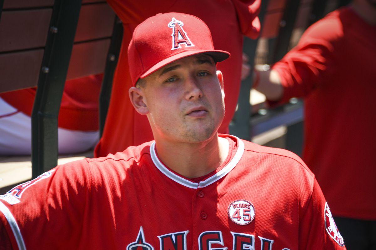 MLB: JUL 28 Orioles at Angels