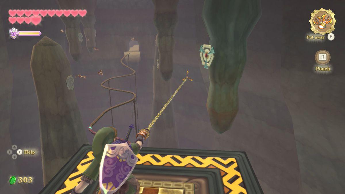 Song of the Hero walkthrough – Zelda: Skyward Sword HD guide