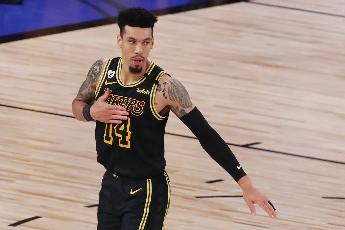 Danny Green His Fiancee Got Death Threats On Instagram After Game 5 Silver Screen And Roll