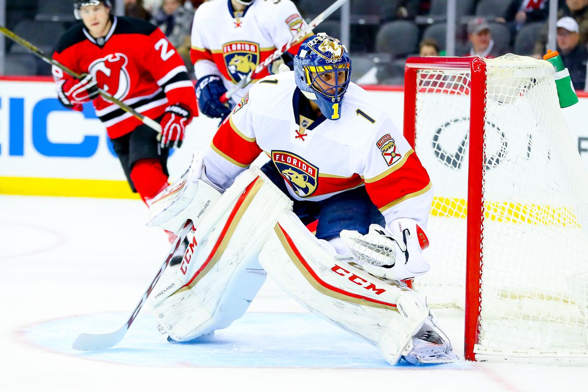 NHL: JAN 09 Panthers at Devils