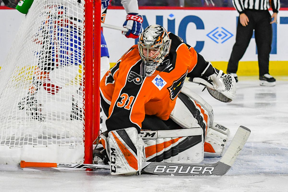 new products 01825 16307 Flyers prospect report: Carter Hart gets first professional ...