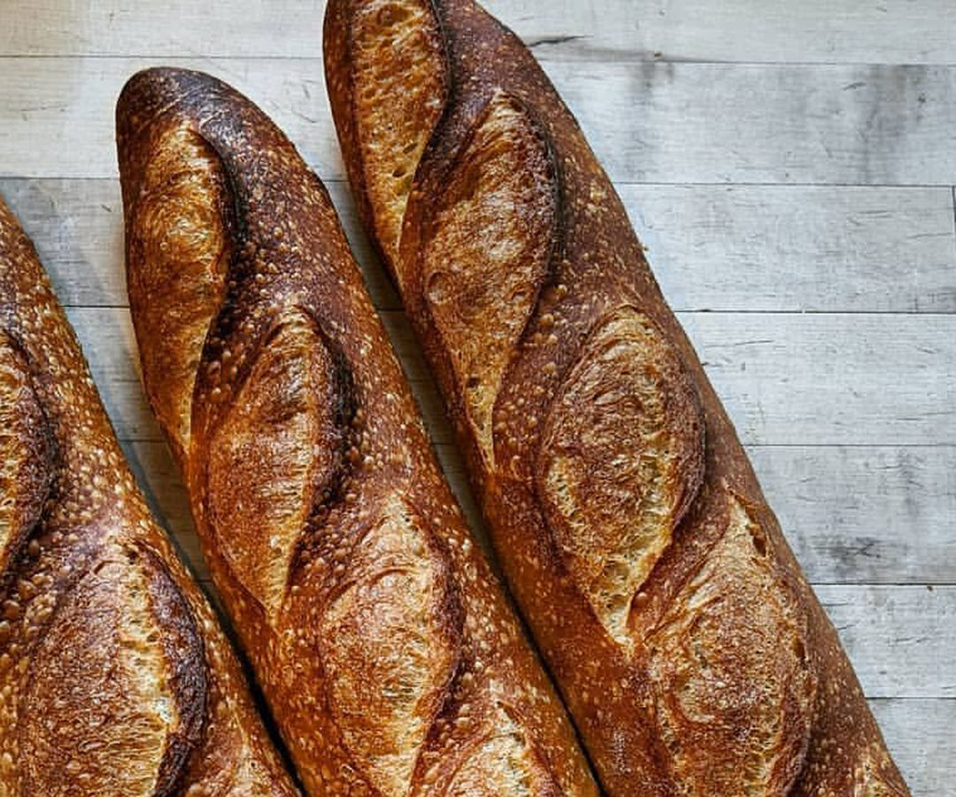 Baguettes from Thorough Bread