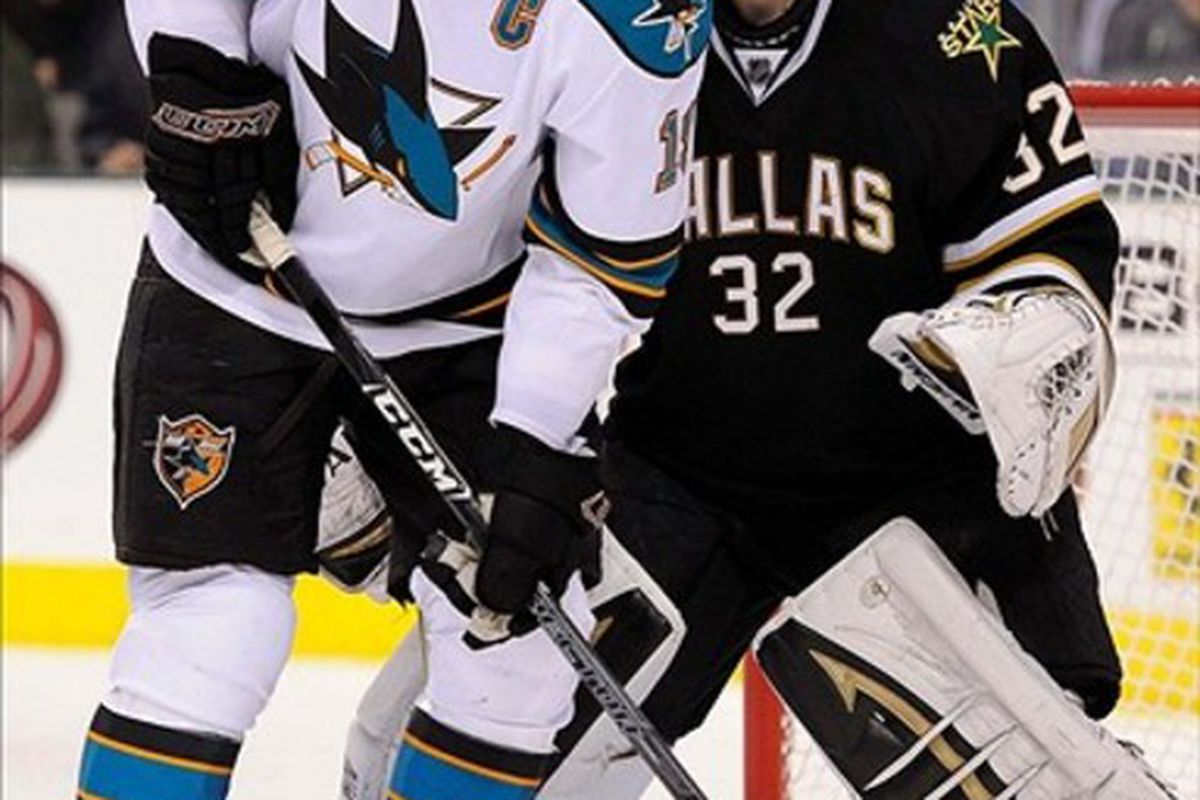 Big Joe and the Sharks are charging hard to take back the division lead.
